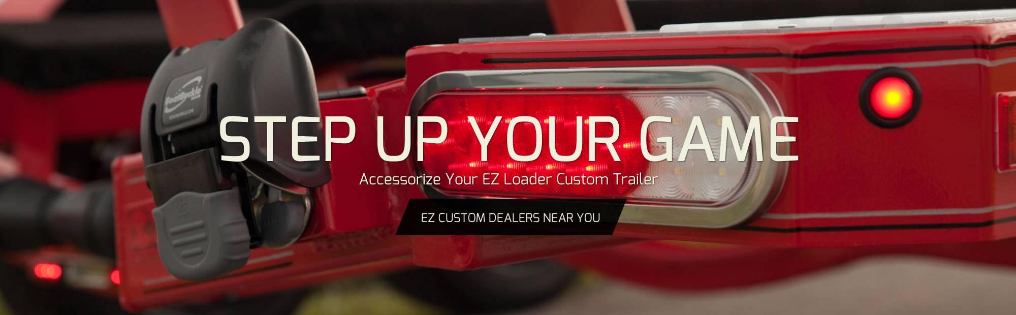 Ez Loader Custom Adjustable Boat Trailers Trailer Wiring Diagram