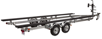 Adjustable Boat Trailer